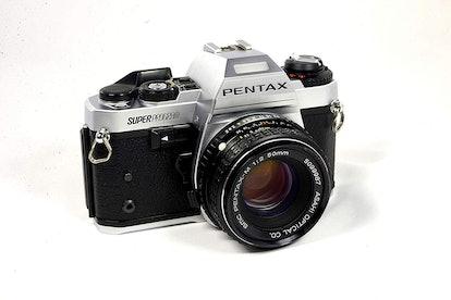 Pentax Super Program 35mm SLR Film Camera