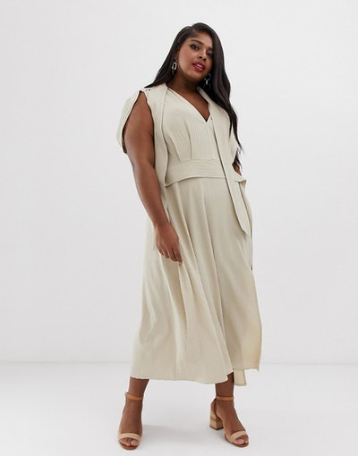 ASOS DESIGN Curve Maxi Dress