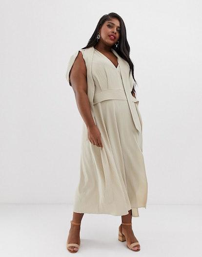 ASOS DESIGN Curve Maxi Dress