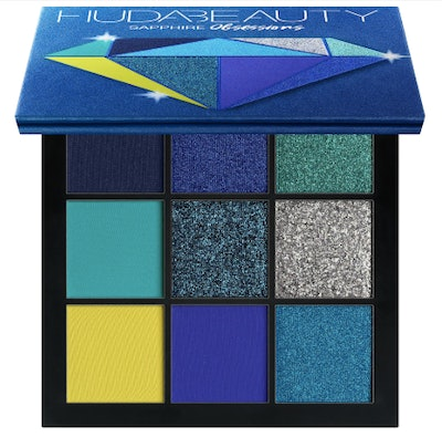 Obsessions Eyeshadow Palette in Sapphire