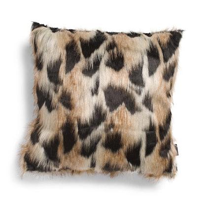 Tabitha Webb Faux Fur Pillow