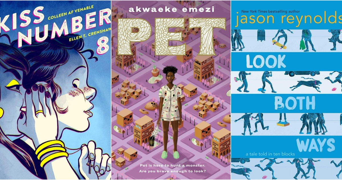 The 2019 National Book Award For Young People's Literature Longlist Is Full Of Must-Read YA Books