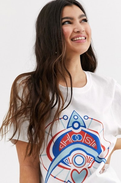 Sadie Williams Choose Love T-Shirt