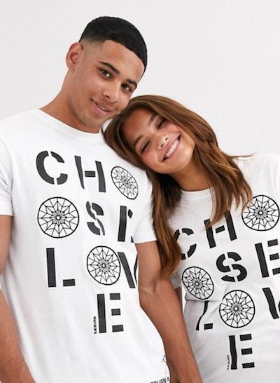 Raeburn Choose Love T-Shirt