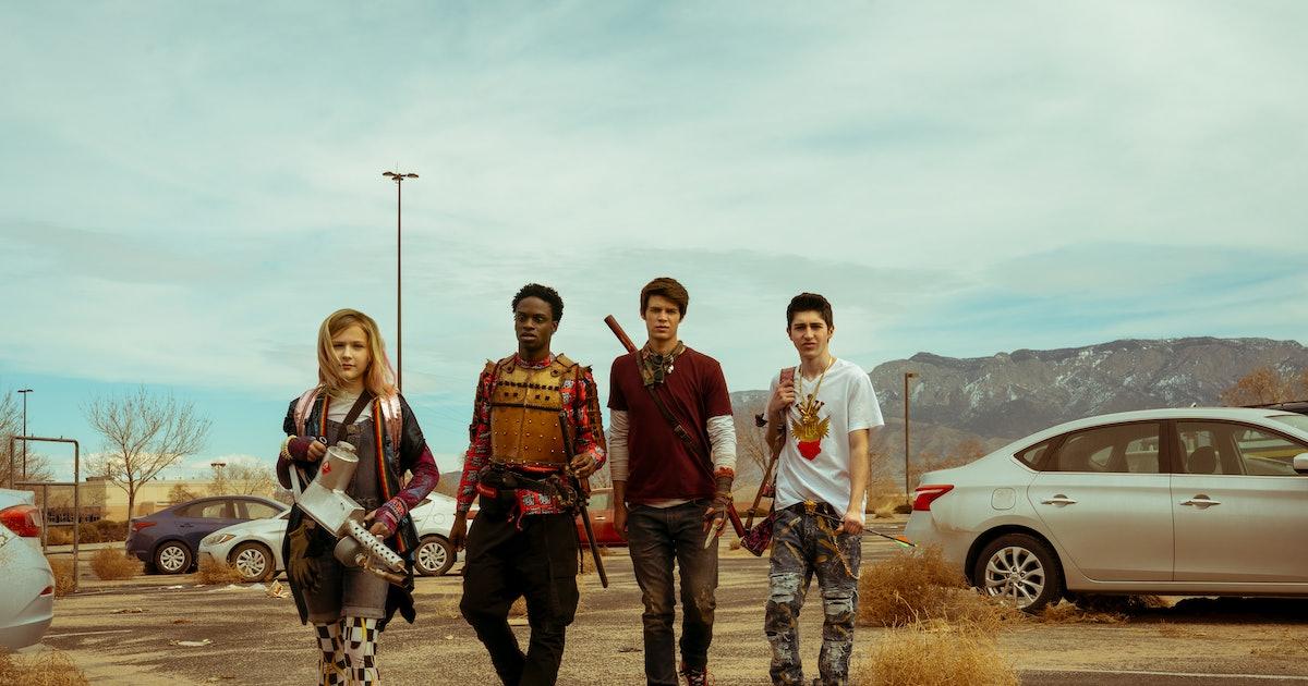 Netflix's 'Daybreak' Trailer Takes High School Drama To The Apocalypse — VIDEO