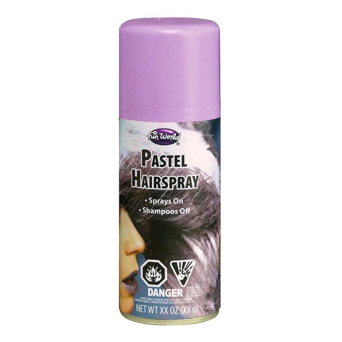 Pastel Lavender Hair Spray