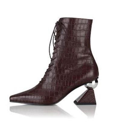 Gloria Glam Heel Boots