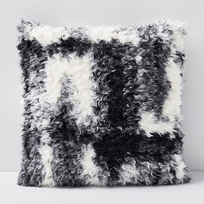 St. Jude Faux Shearling Pillow Covers
