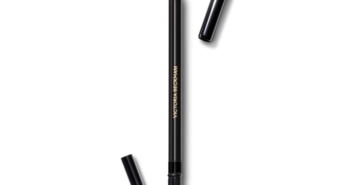 Victoria Beckham Beauty Is Officially Here & Features Shadows Inspired By Her Signature Smoky Eye