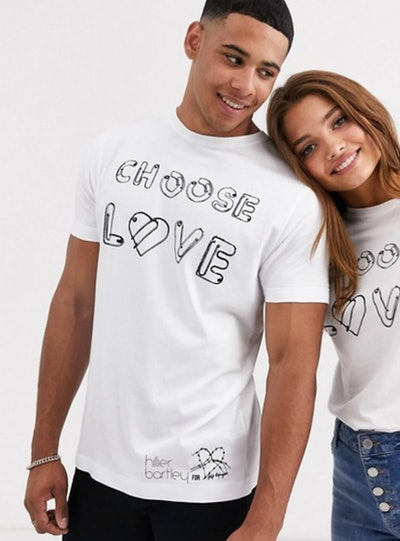 Hillier Bartley Choose Love T-Shirt