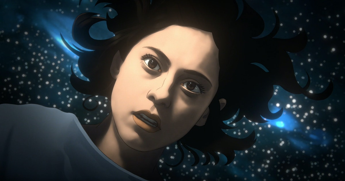 How 'Undone' Creator Kate Purdy Re-contextualized Her Mental Illness With Gorgeous Animation