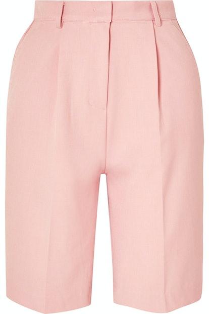 Julie Gabardine Shorts