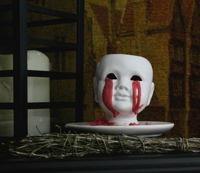 Creepy CryBaby Candle