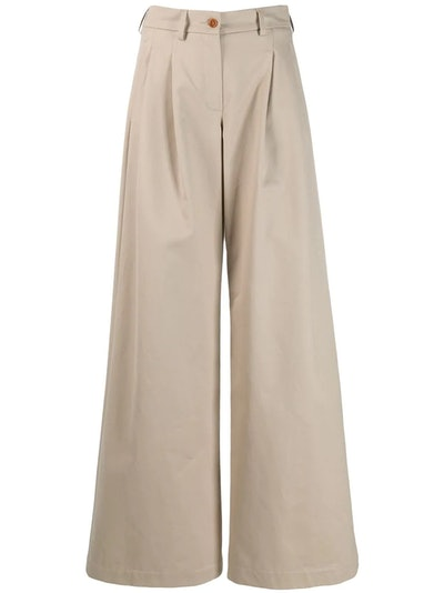 Katherine Wide-Leg Trousers