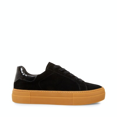 All Now Black Suede