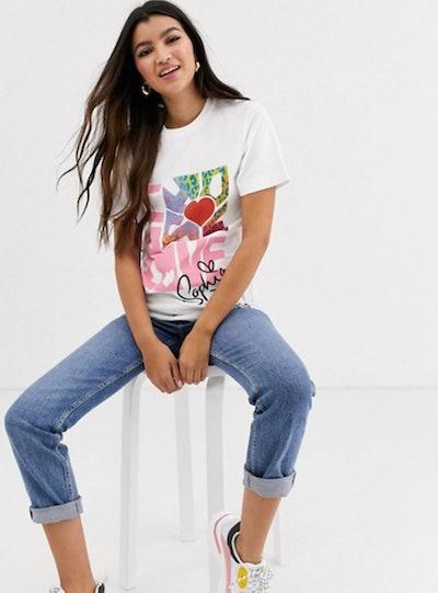 Sophia Webster Choose Love T-Shirt