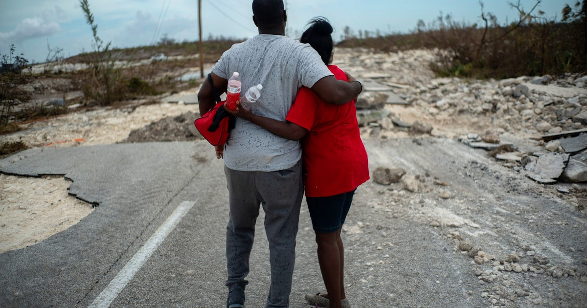 The mental health effects hurricanes have on survivors