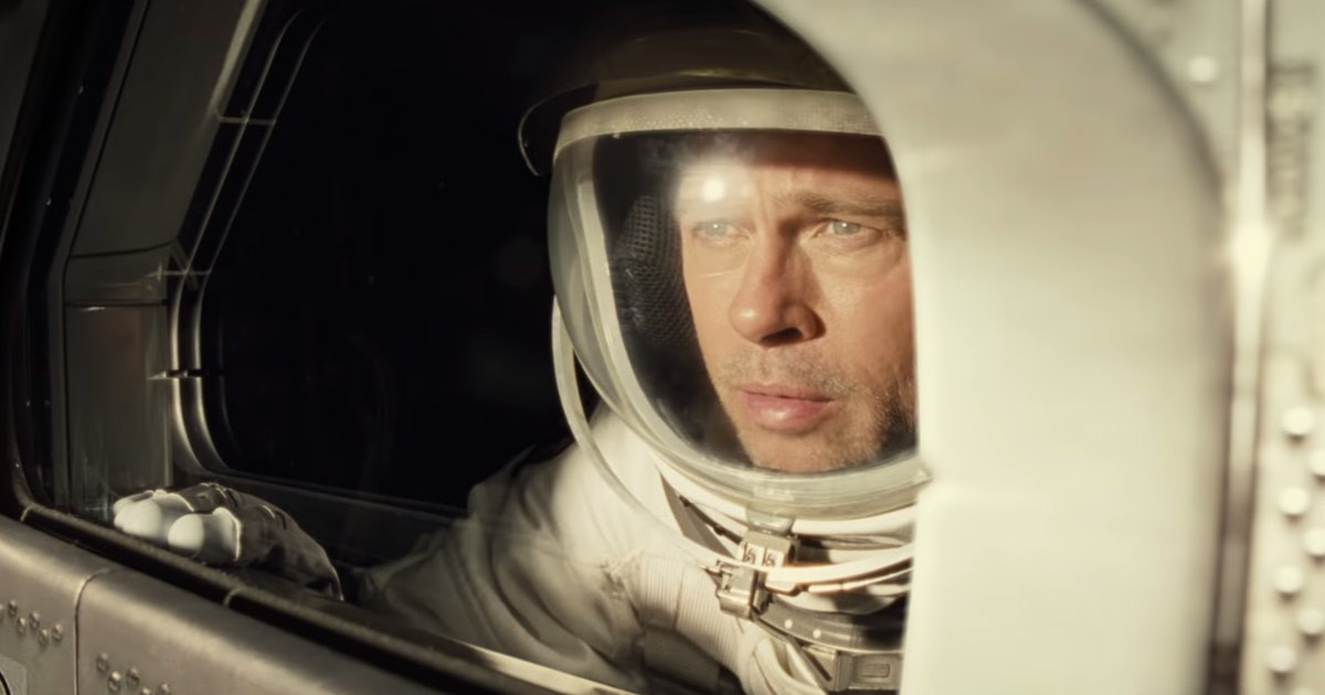 Should You See 'Ad Astra' In IMAX? The Space Drama Is A Visual Feast