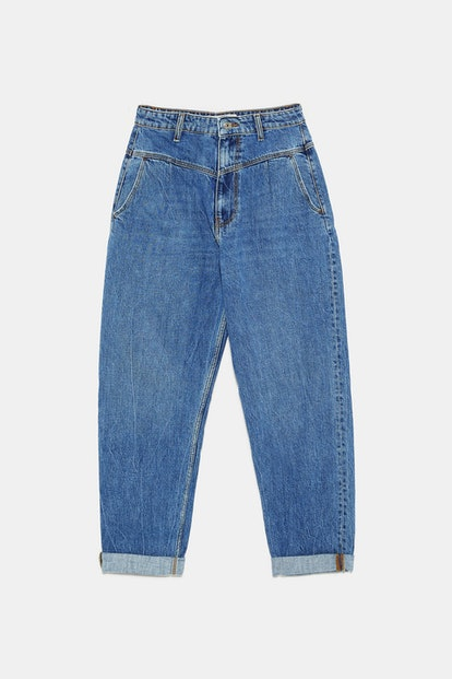 ZW Premium '80s Tapered Jeans