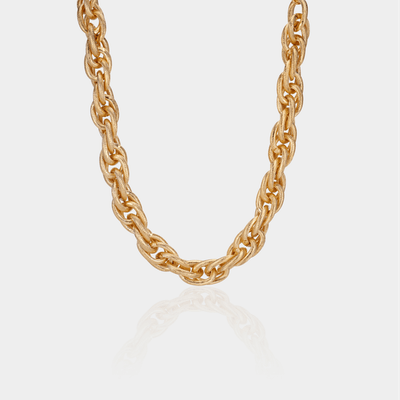 Stella Large Link Chain Necklace