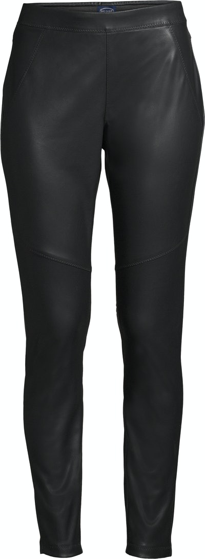 Scoop Vegan Leather Legging