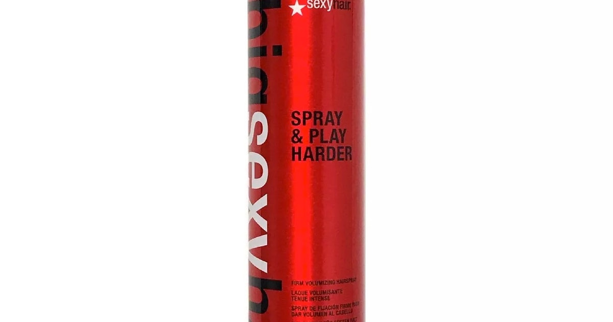 The Best Drugstore Hairspray To Keep Strands In Check For Less Than $20