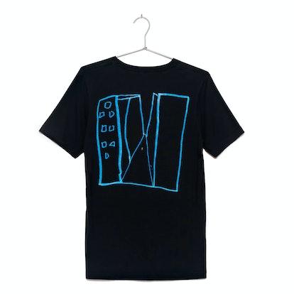 """Lonely Kurt"" Cotton T-Shirt"