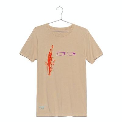 """""""Resentment Kurt"""" Cotton T-Shirt"""