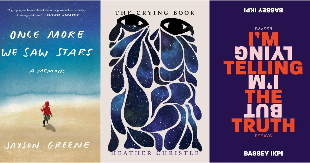 11 New Memoirs For Your Fall Reading List