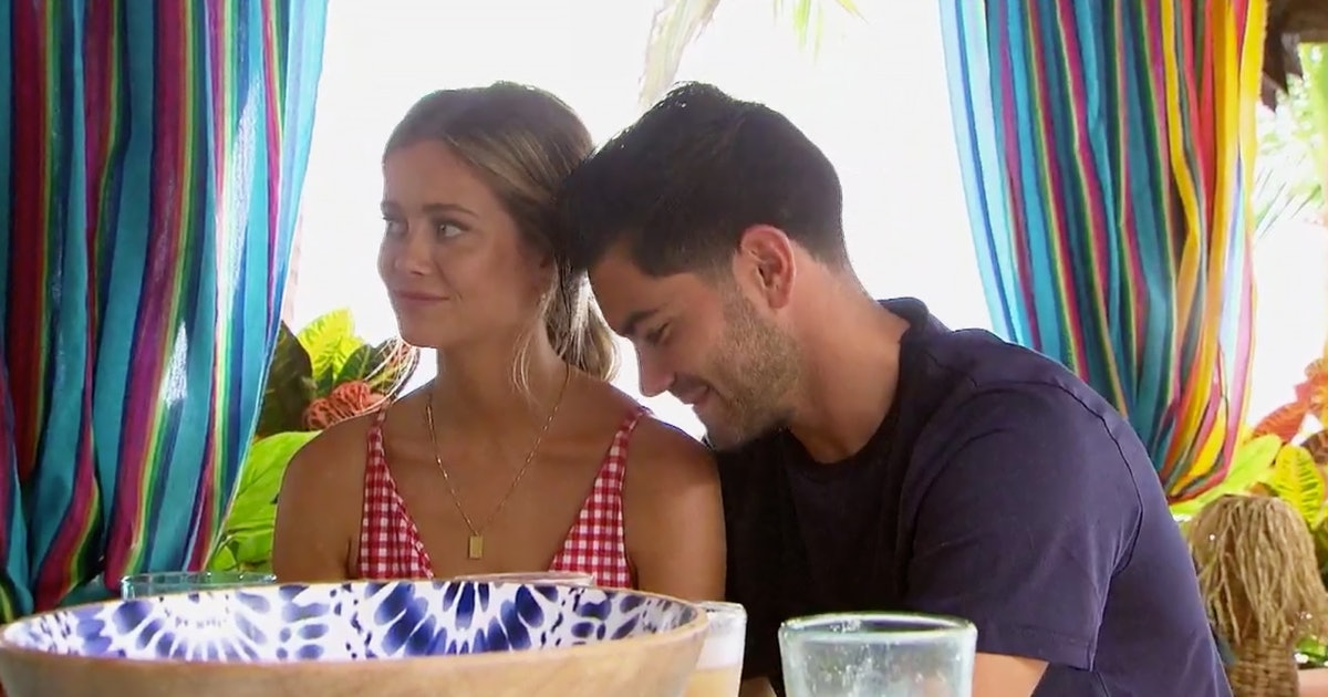 This Update About Hannah G. & Dylan's Relationship After 'Bachelor In Paradise' Is Swoon-Worthy