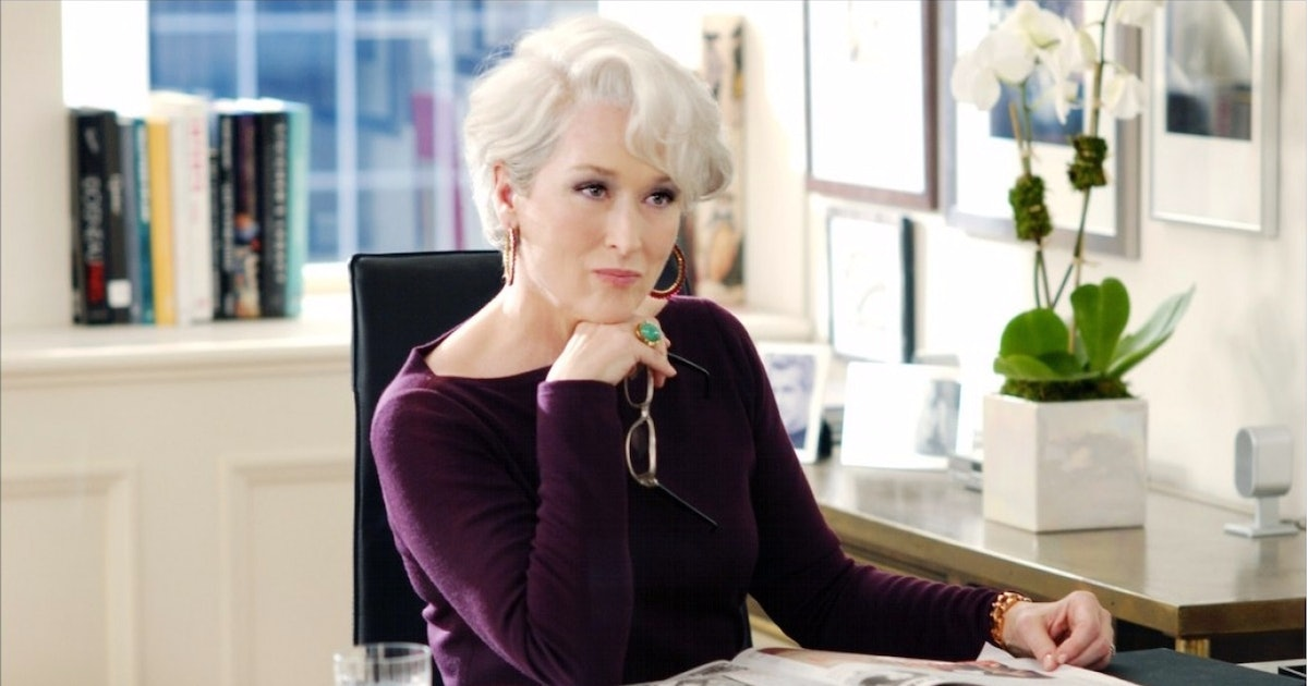 'The Devil Wears Prada' Musical Is Finally Premiering Next Year, But There's A Catch