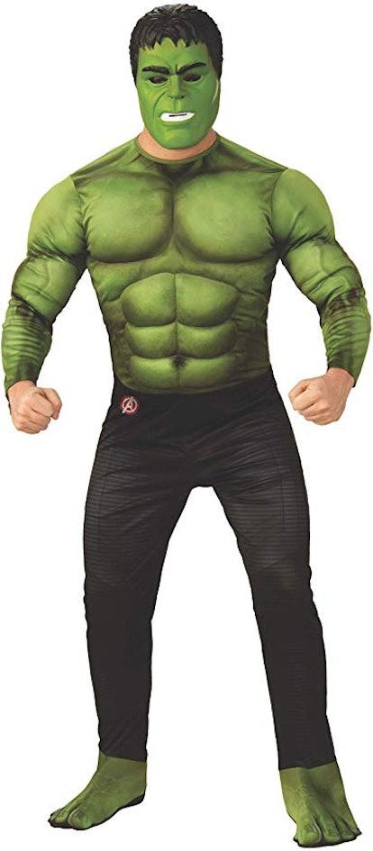 Rubie's Marvel Avengers: Endgame Deluxe Hulk Adult Costume
