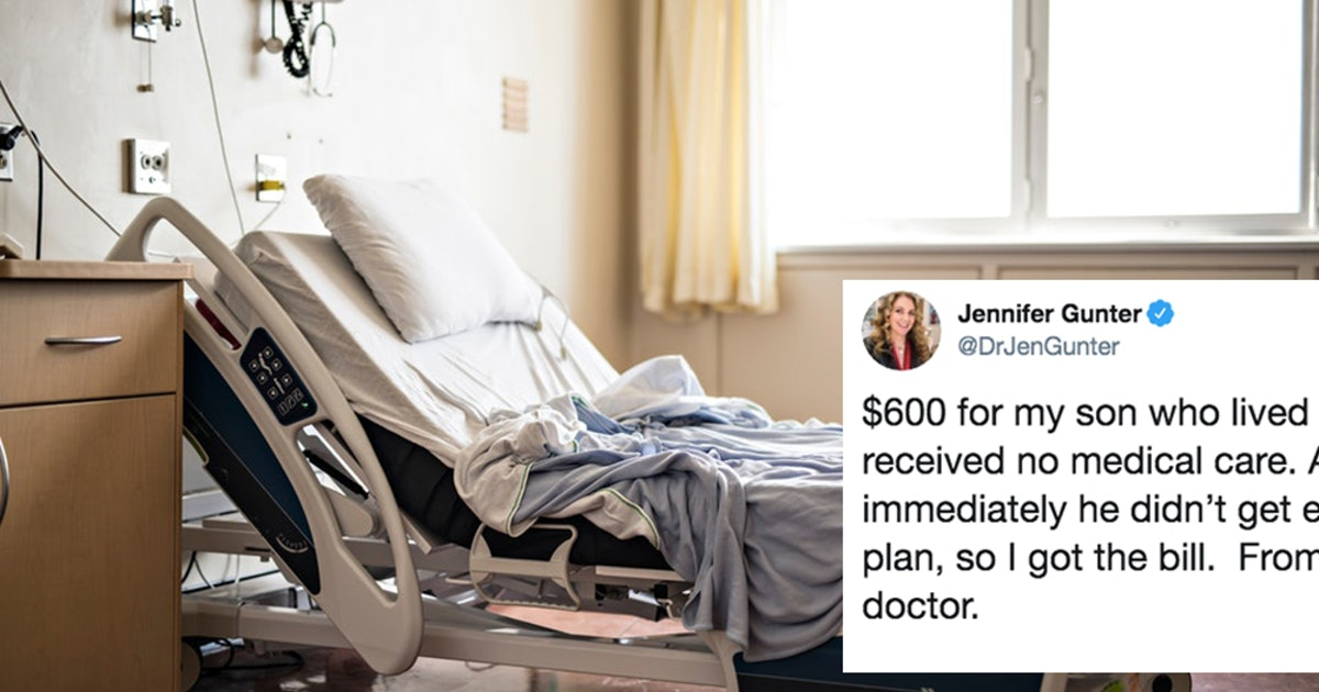 Viral Twitter Thread About $600 Medical Bill Explains The Cruelty Of American Health Care