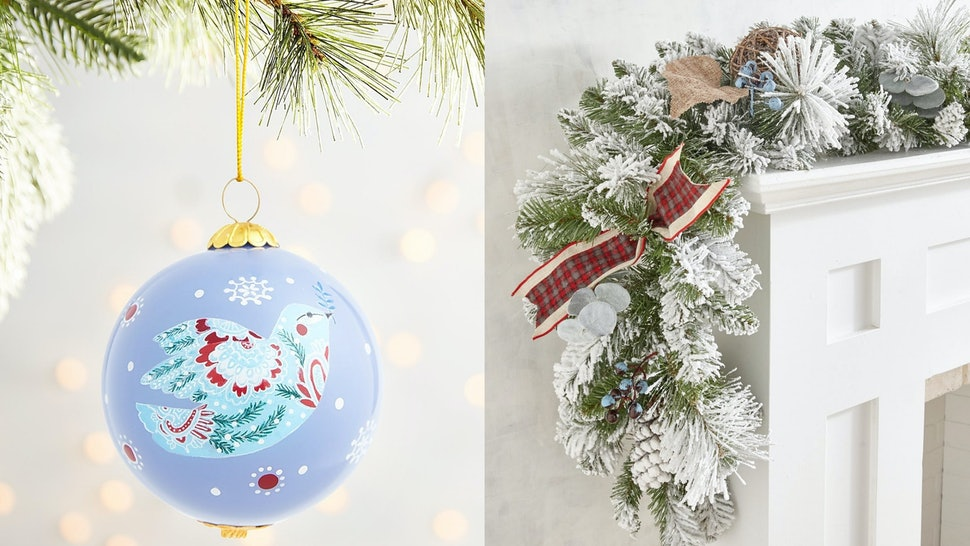 Pier 1 Christmas Ornaments.11 Pier 1 Christmas Items For 2019 You Can Already Buy