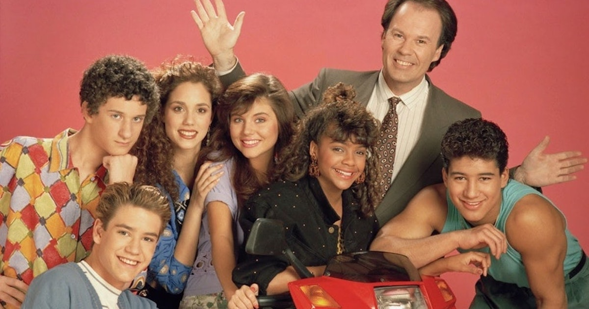 A 'Saved By The Bell' Reboot Is Officially Happening With ...