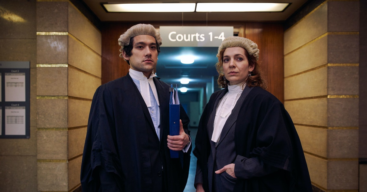 Where Is 'Defending The Guilty' Filmed? This BBC Two Legal Comedy Takes Place All Around The Capital
