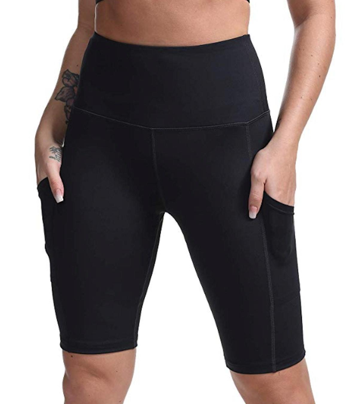 DILANNI High Waist Athletic Shorts