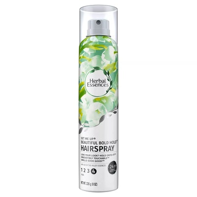 Herbal Essences Set Me Up Beautiful Bold Hairspray with Lily of the Valley Essences