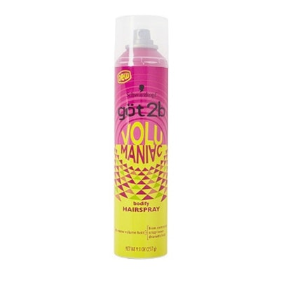 Got 2b Volumaniac Hair Spray