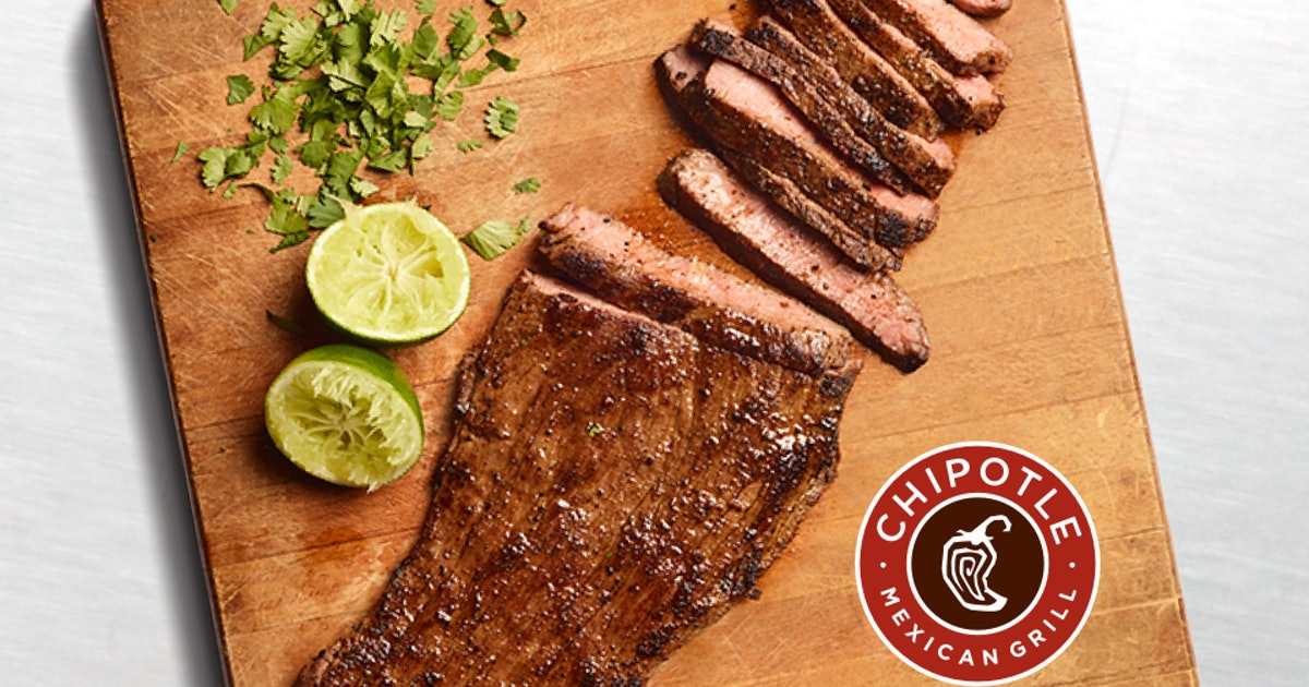 Chipotle's New Carne Asada Protein Option Will Spice Up Your Burrito Bowls