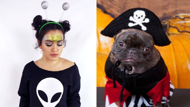 Etsy\u0027s 2019 Halloween Costume Trends Are Here \u0026 Your Pup