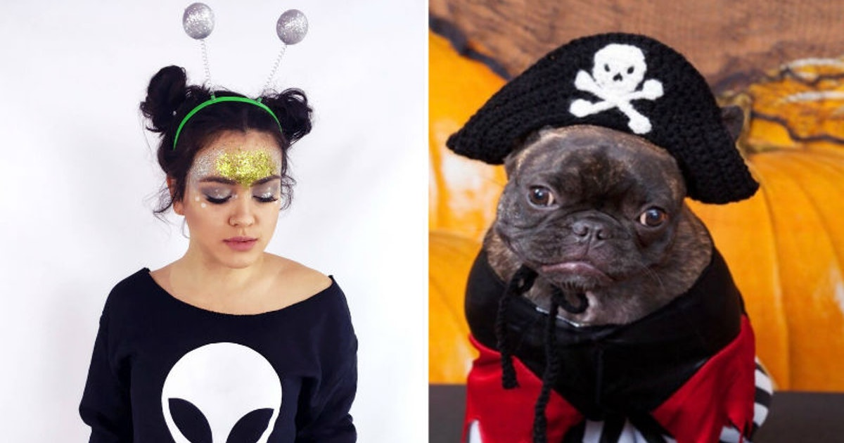 Etsy's 2019 Halloween Costume Trends Are Here & Your Pup Will Pawsitively Shine