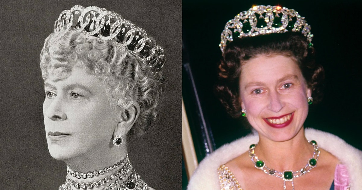 Queen Elizabeth's Vladimir Tiara Is Going To Be In The 'Downton Abbey' Movie
