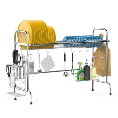 iSPECLE Over-The-Sink Dish Drying Rack