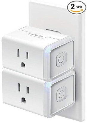 Kasa Smart WiFi Plug (2-Pack)