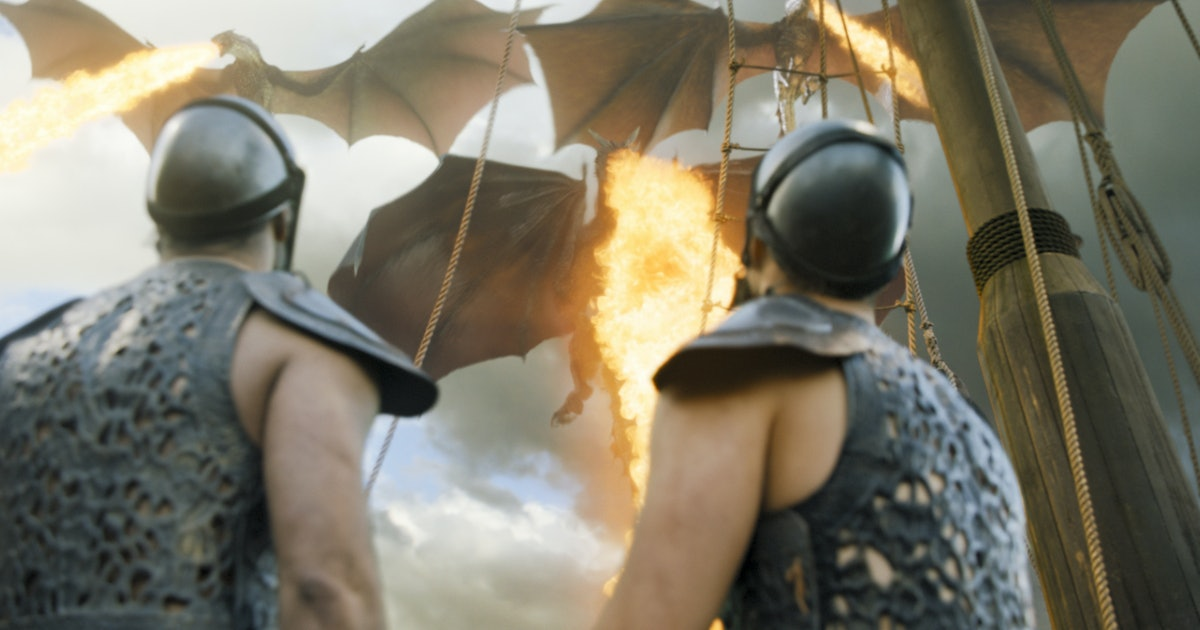 George R.R. Martin Confirmed The 'Fire & Blood' Prequel Rumors & I'm Not OK