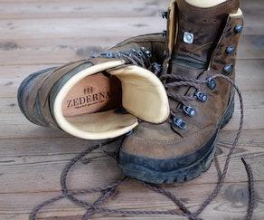 Zederna Cedar Wood Shoe Insoles