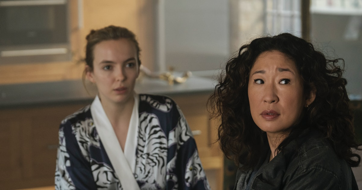 'Killing Eve' Isn't On Netflix, But You Can Stream It Elsewhere