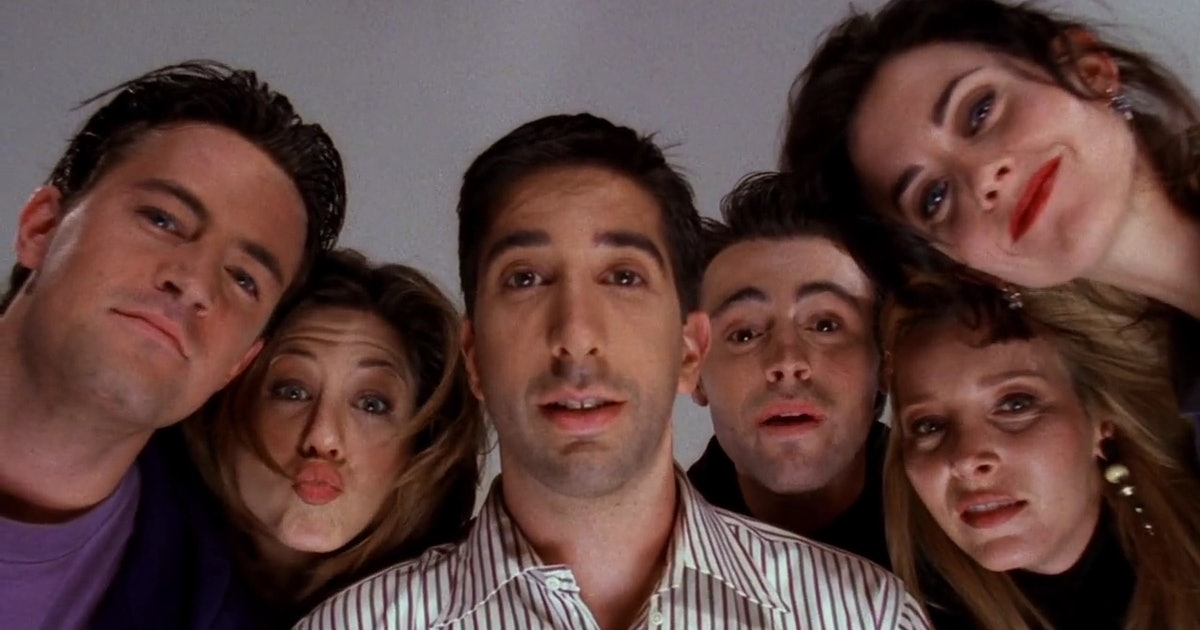 The 'Friends' Character You Are, According To Your Zodiac Sign