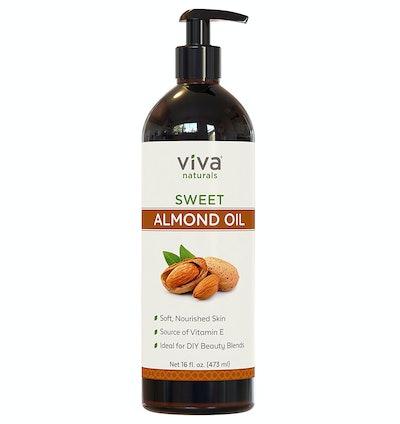 Viva Naturals Sweet Almond Oil